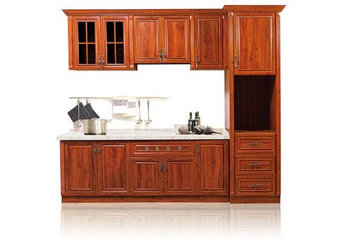 小厨房全铝橱柜装修效果图|安阳沃莱美全铝家居-全铝家居加盟代理,全铝橱柜加盟代理,全铝家具家装装修就来沃莱美!