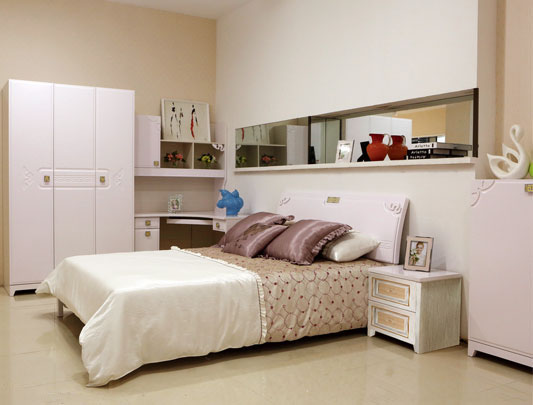 如何定制一款实用的全铝床头柜?